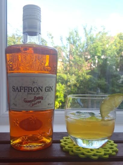Saffron G&T